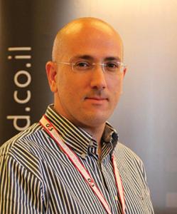 """ארז עזרא (38), מנכ""""ל חטיבת המוקדים קבוצת G4S ישראל"""